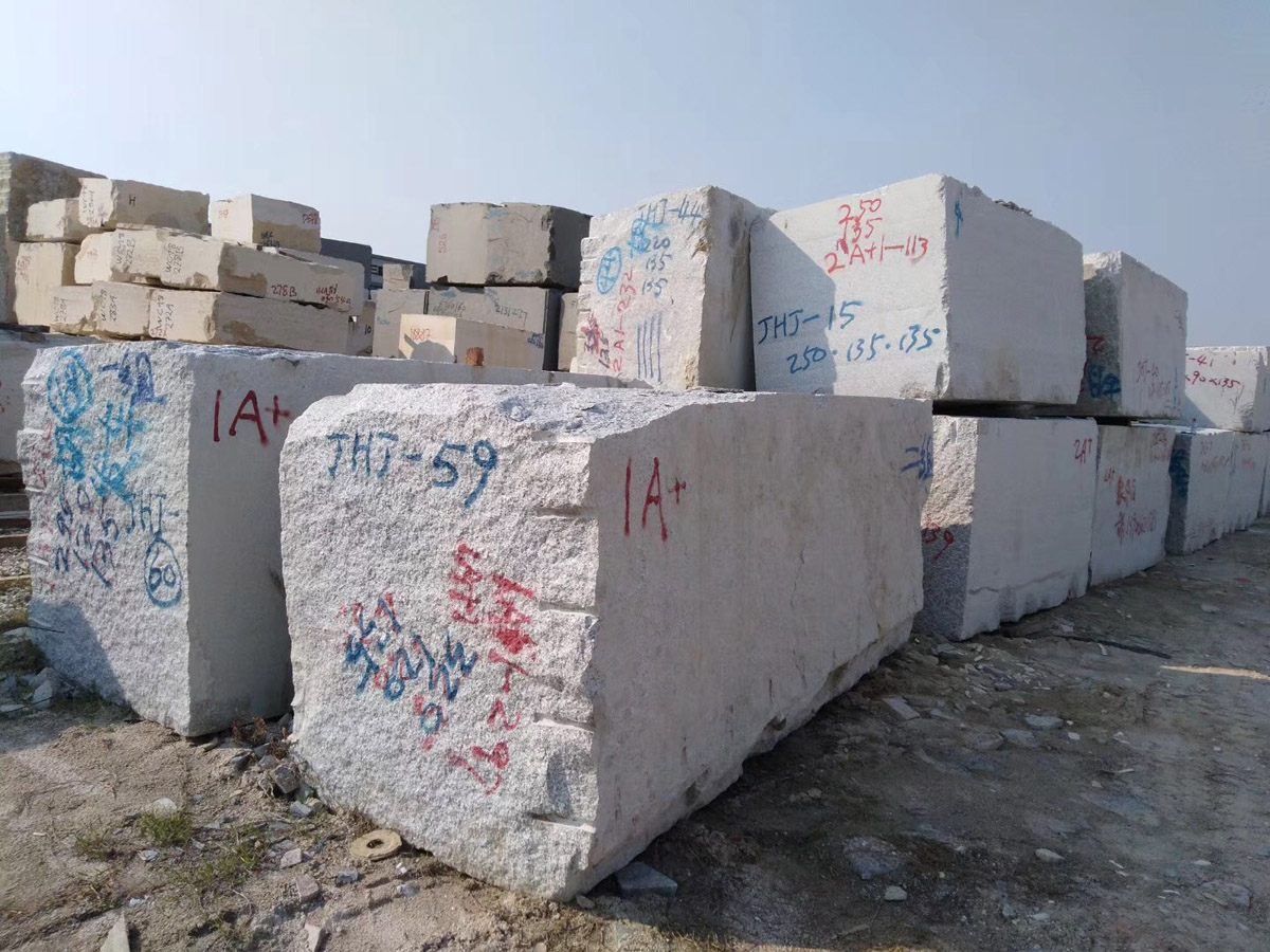 G603 Granite Blocks with Competitive Price