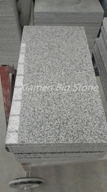 Chinese G603 Polished Grey Granite Tiles