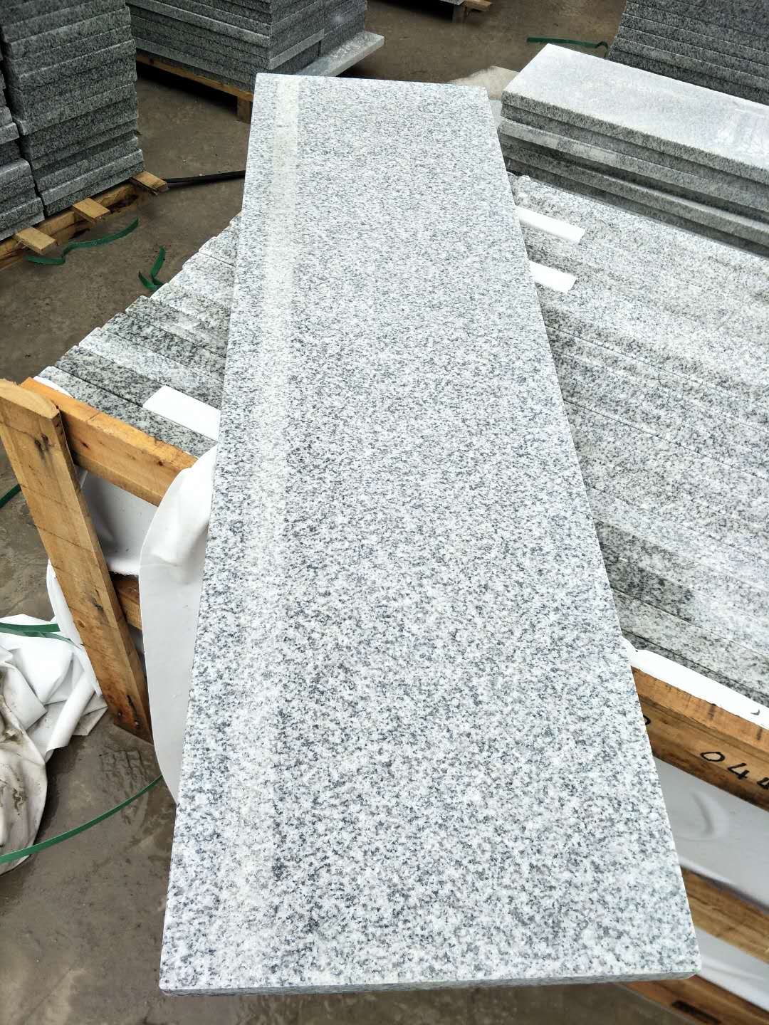Light Grey Granite G603 Step
