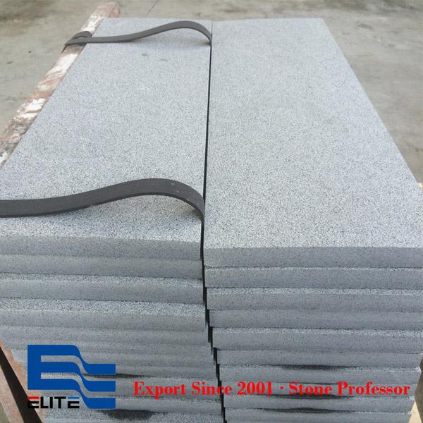 G654 Sesame Grey Granite Tiles