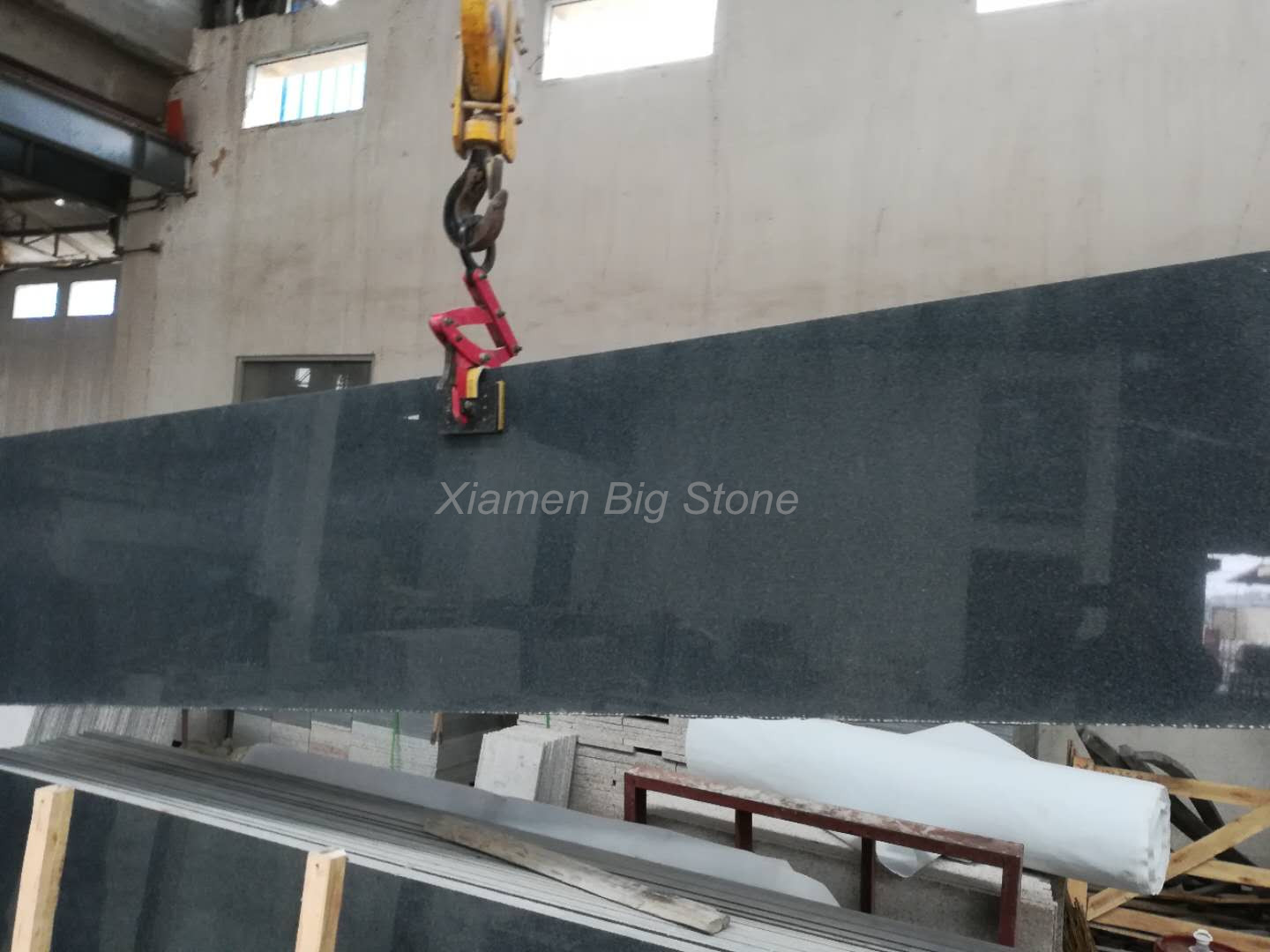 G654 Chinese Dark Grey Granite Slab