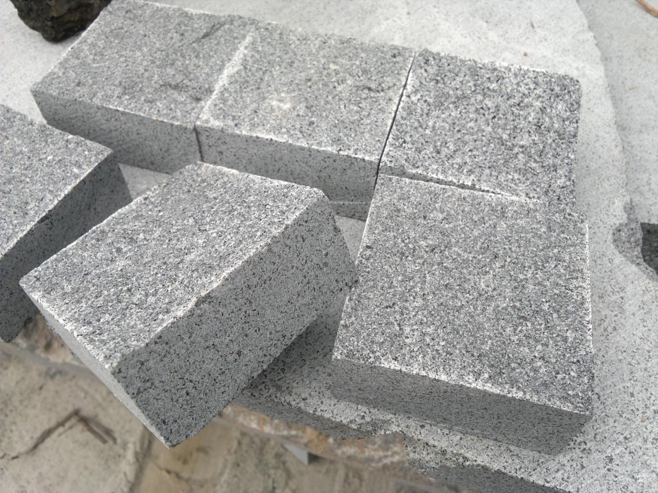 G654 cube natural