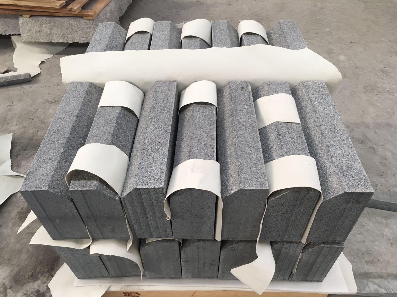 G654 kerb stone