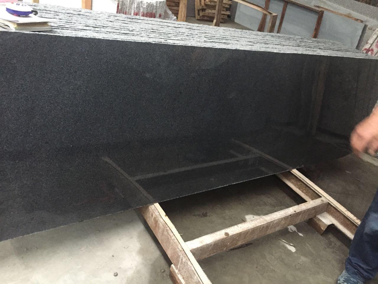Granite half slab