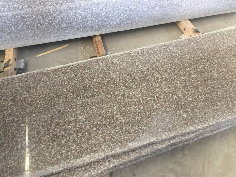G664 granite to middle east market