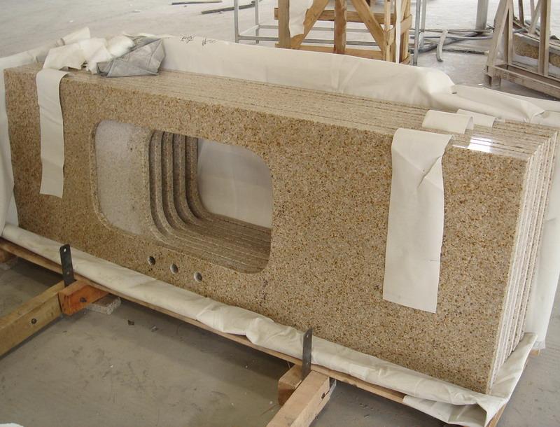 G682 Granite Kitchen Countertop