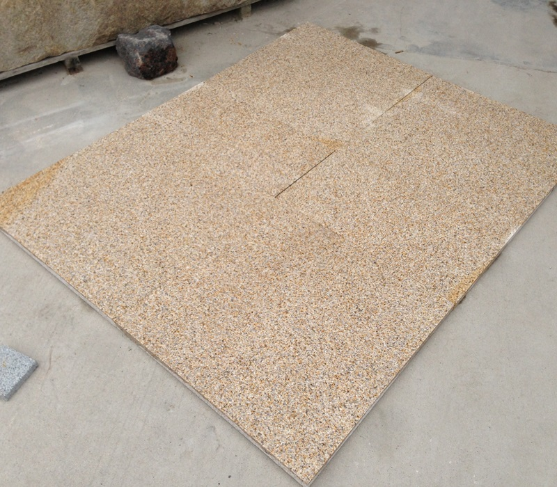 G682 China Yellow Granite for Flooring
