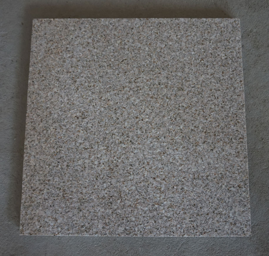 G682 Sunset Gold Granite Tiles