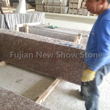 Half slab g687 granite