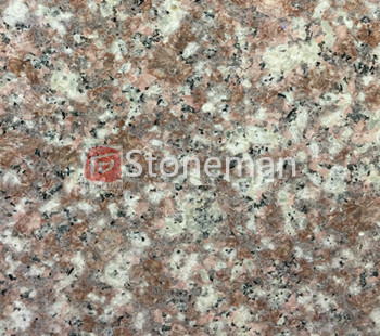 Granite G687 Imperial Pink  Peach Red
