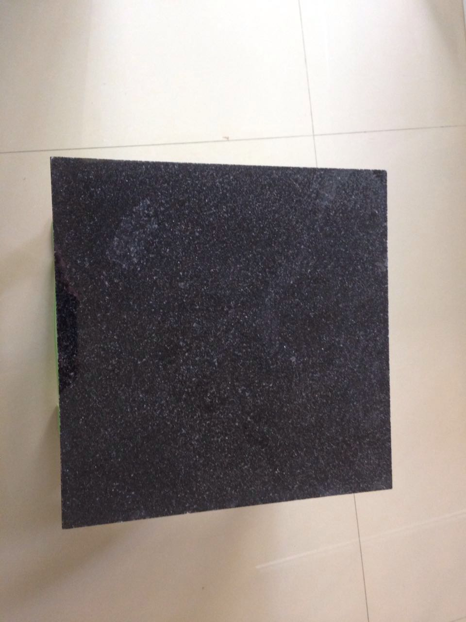 Chinese G778 Black Basalt Tiles with honed surface