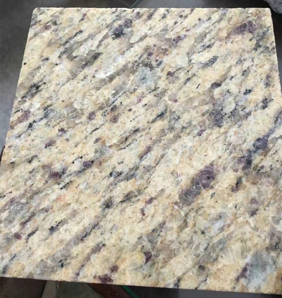 GIALLO ORNAMENTO GF629 TIGER STONE GRANITE TILES SLABS