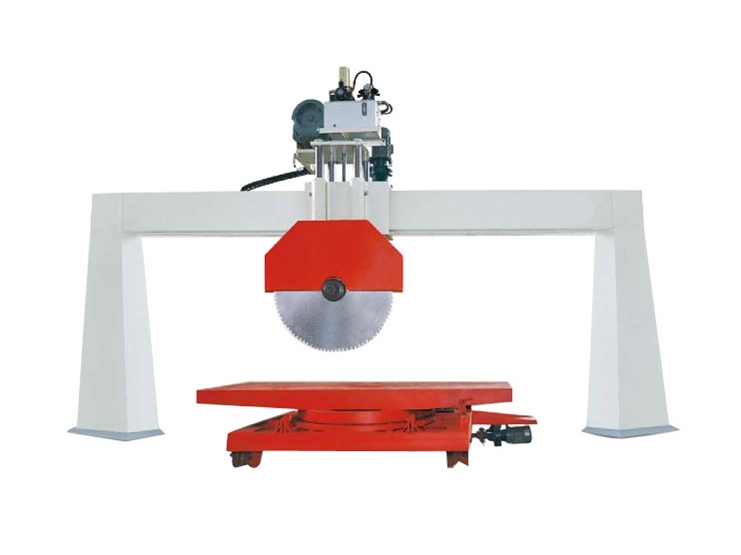 GY-900 Bridge Type Middle Block Cutting Machine