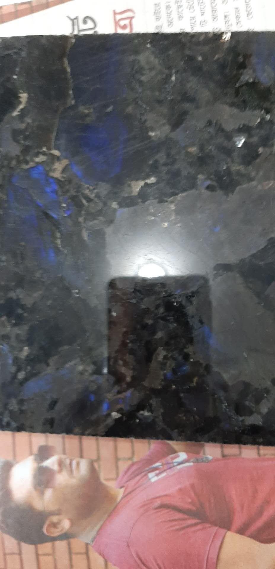 Galactic Blue Granite