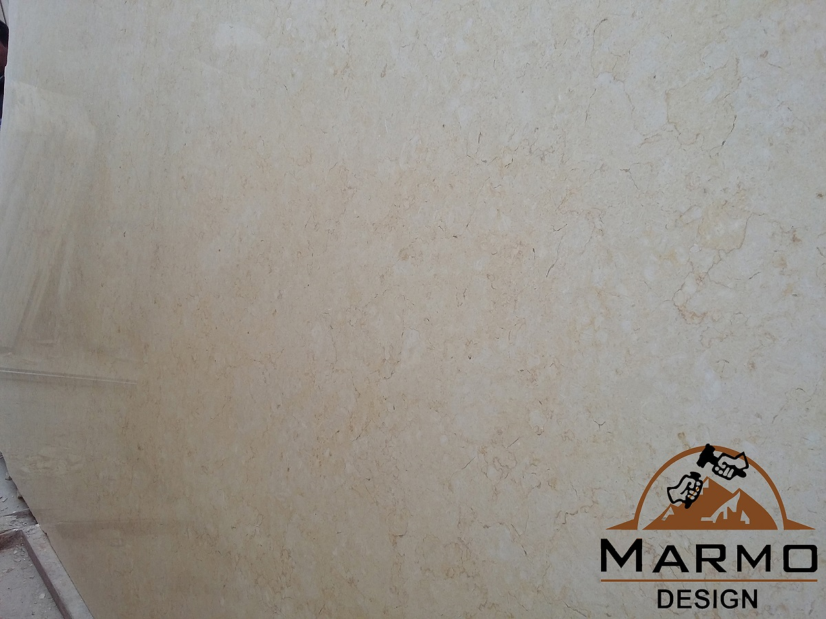 Galala Beige Polished Slabs