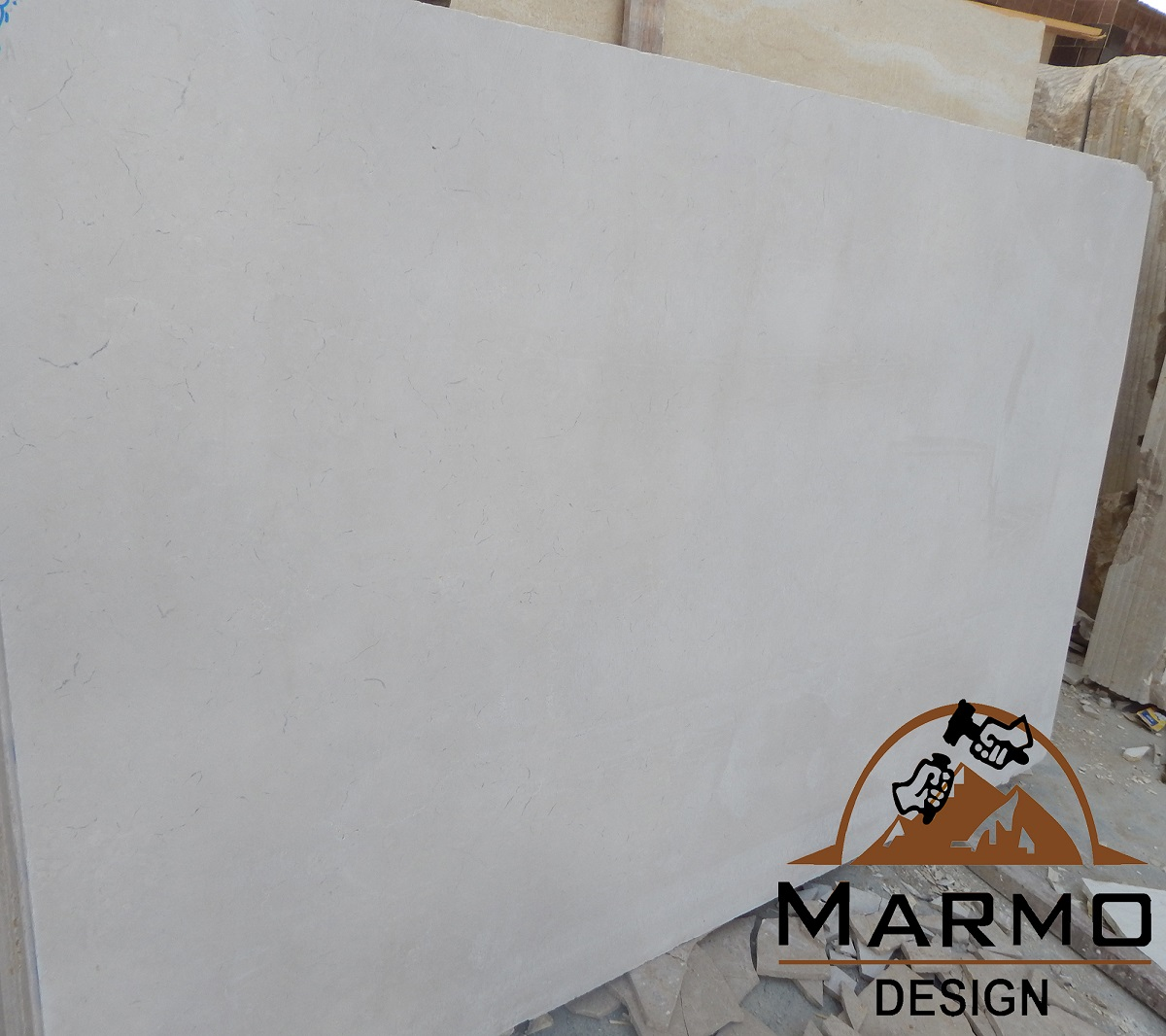 Galala Extra Honed Beige Marble Slabs