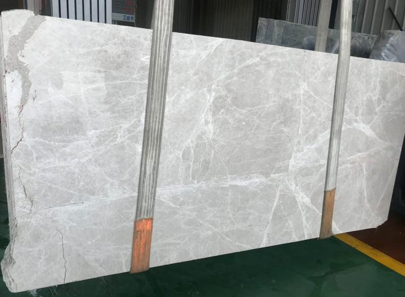 Garito Light Grey Marble Slabs