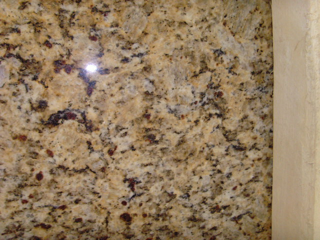 Giallo Cecilia Granite Slab