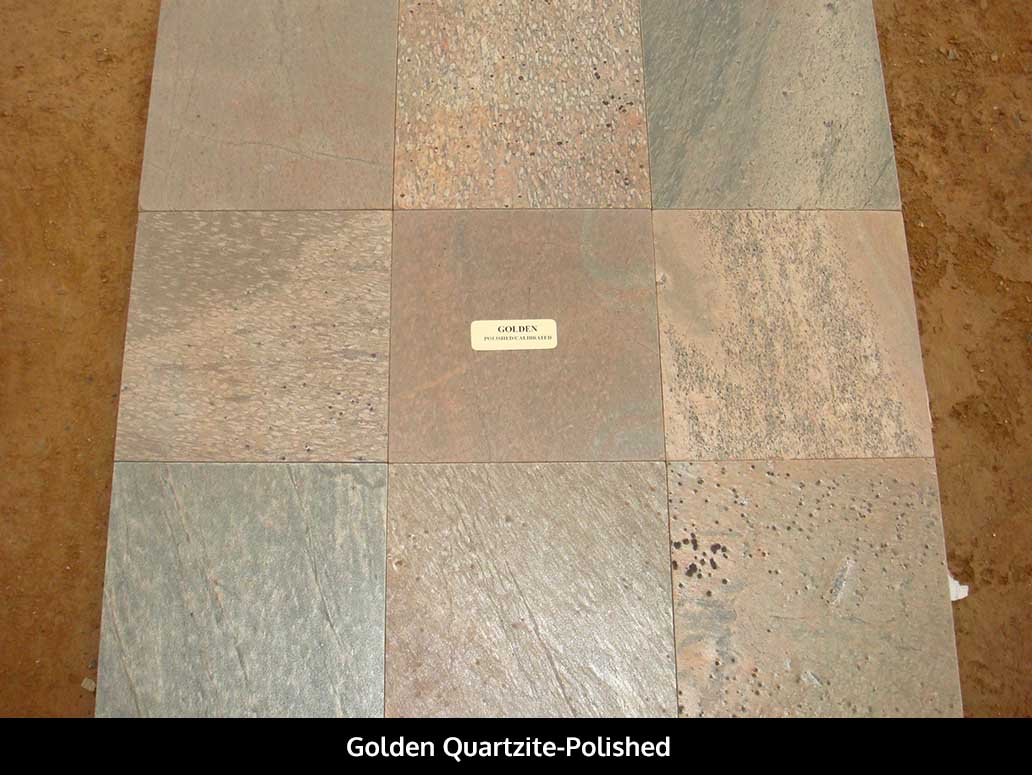 Golden Quartzite