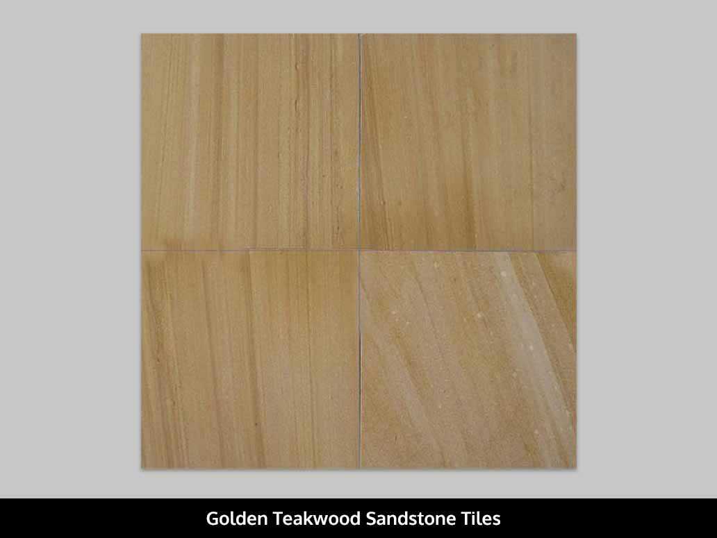 Golden Teakwood Sandstone