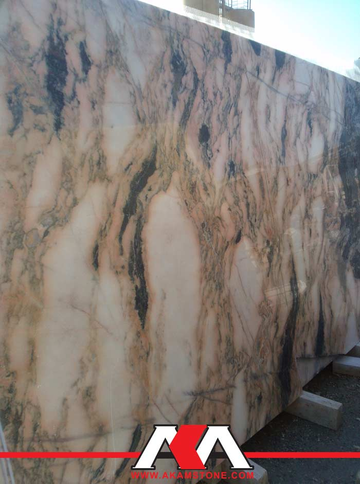 Golden Wood Marble
