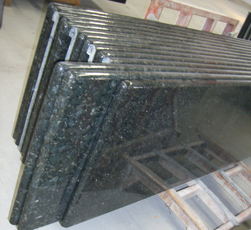 Emerald pearl countertops
