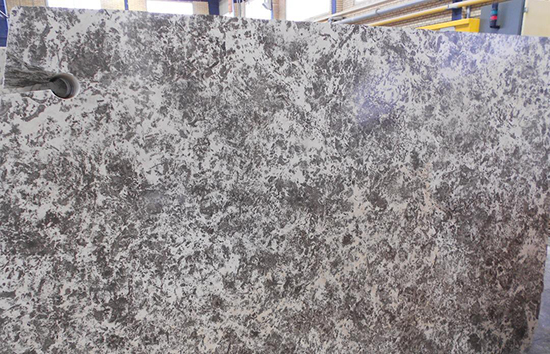 Grey Limestone Slabs Polished Iranian Limestone Slabs
