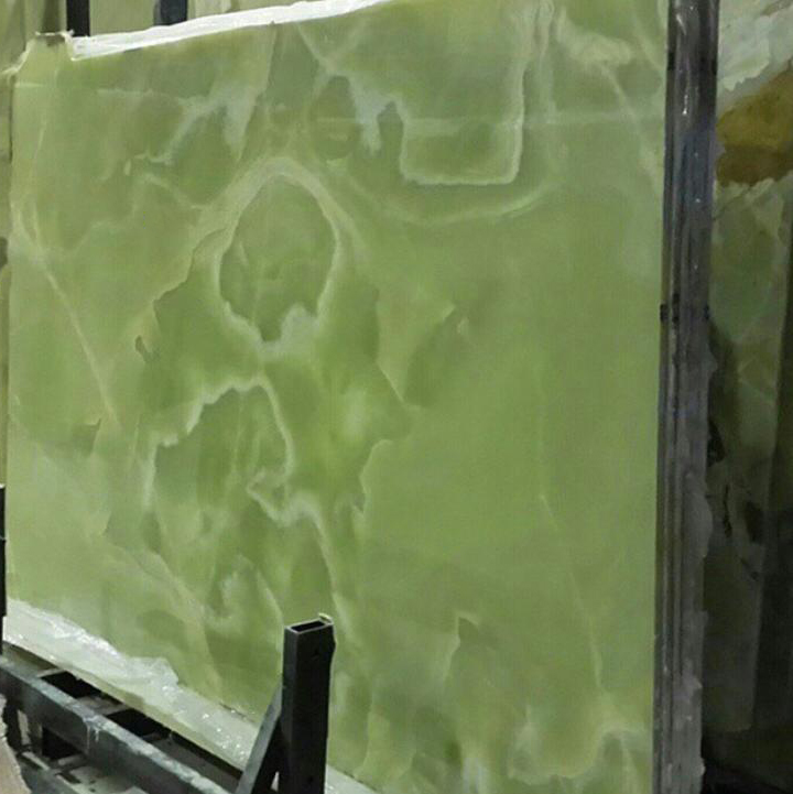 Green Onyx Polished Slabs