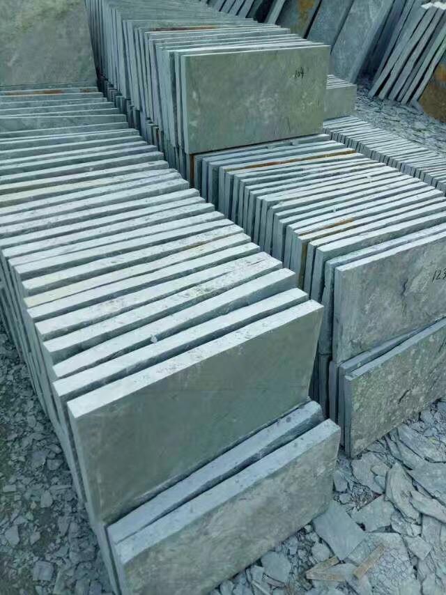 Green Slate Tilers & Slabs