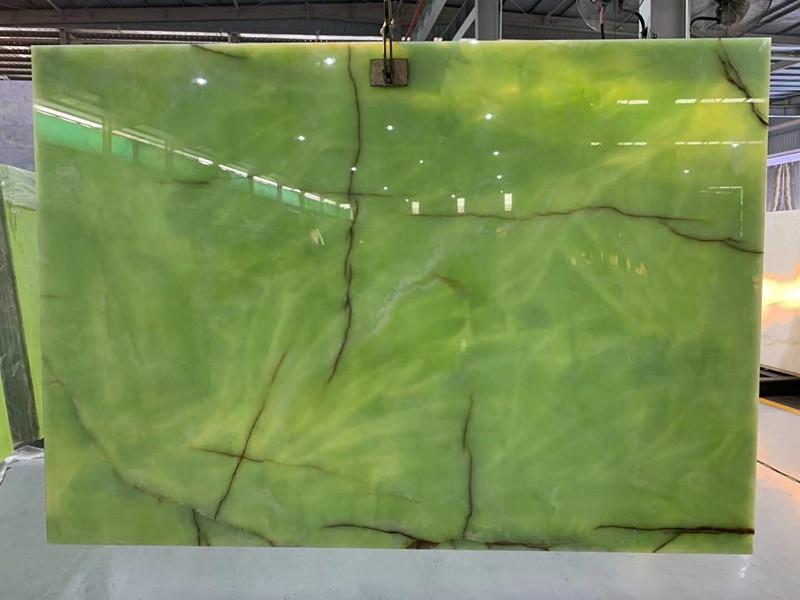 Green Onyx Slabs Iranian Onyx Slabs