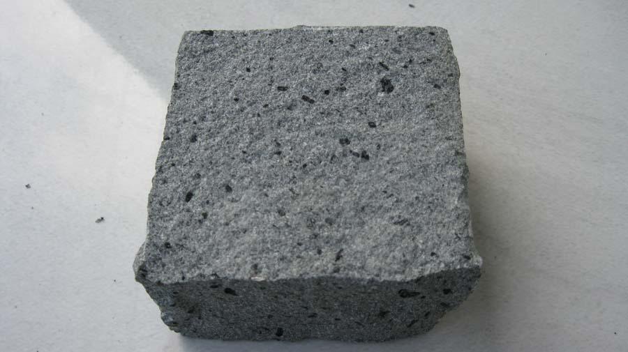 Bali Grey Basalt Cube Stone & Pavers
