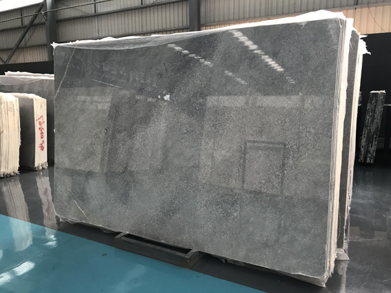 Grey Crystal Marble Grey Marble