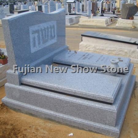 Grey Color Tombstone