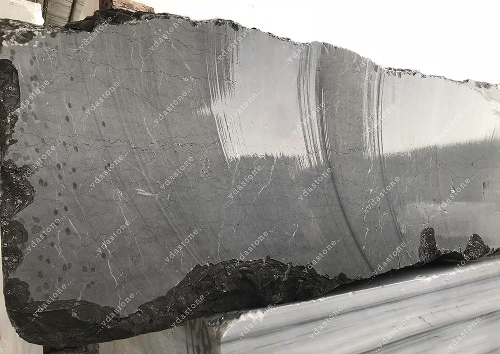 Grey Pietra Marble Block