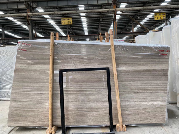 Grey Wood Grain Marble  Wooden Grey Marble