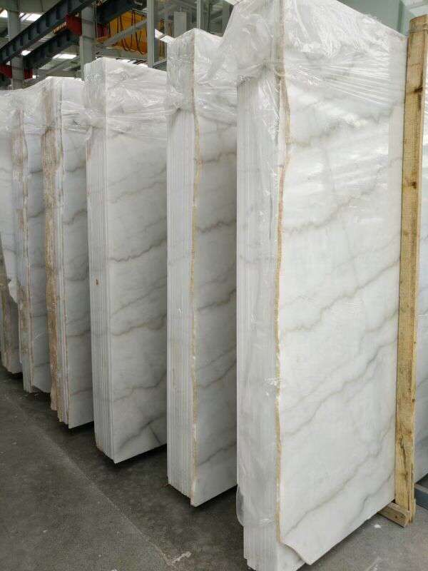 Guangxi White big slabs