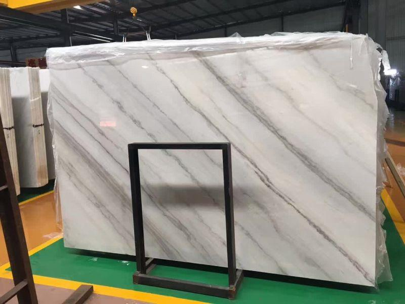 Guangxi White Slab