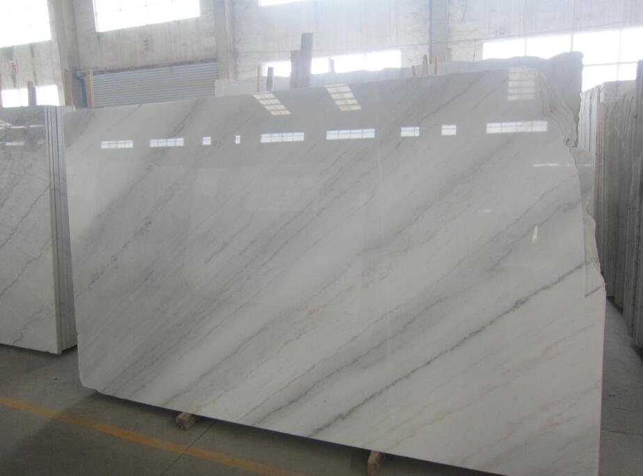 White Marble Polished Slab