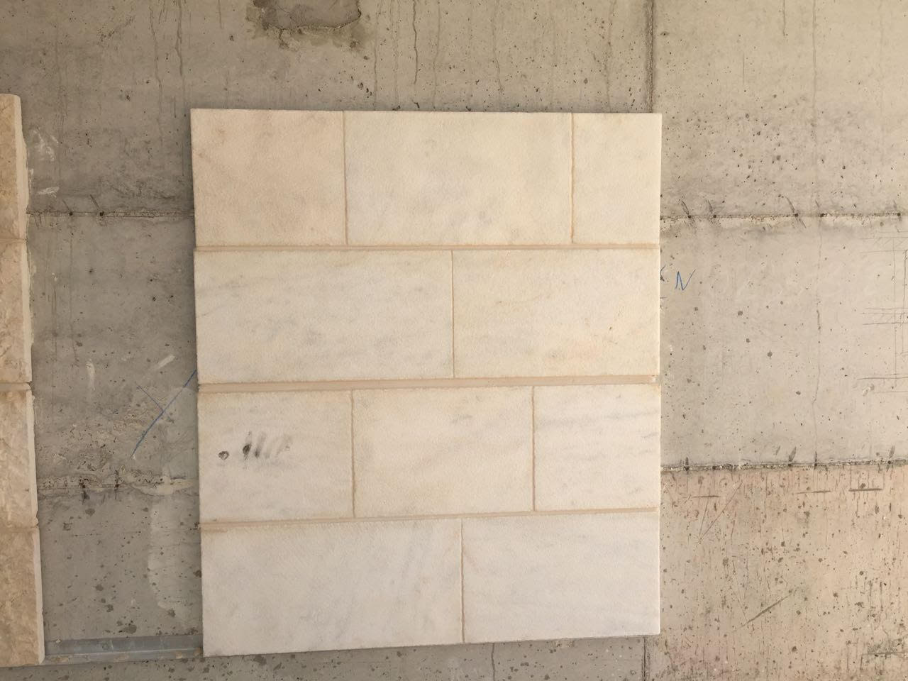 wall stone beige marble