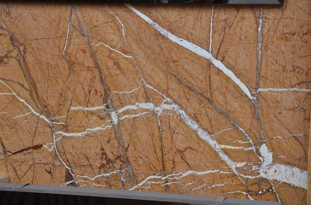 Jungle Coffee Michelangelo Marble Slab