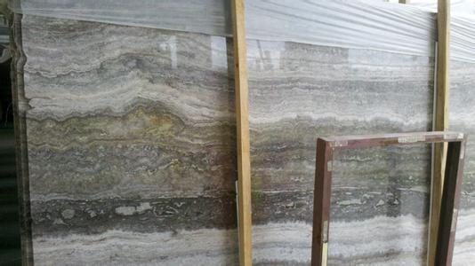 turkish silver grey marble travertine natural stone