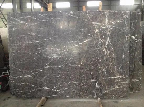 Han Grey Marble Slabs For Countertop