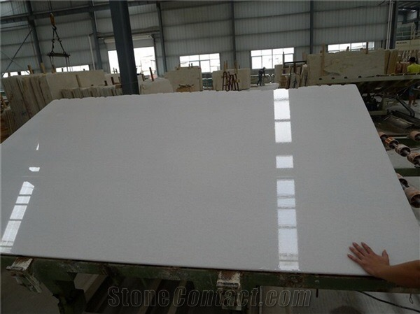 SiChuang White Marble Slab
