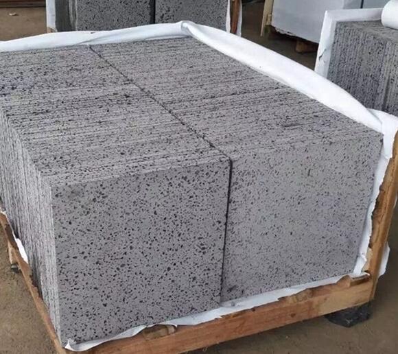 Hainan Grey Lava Stone Basalt