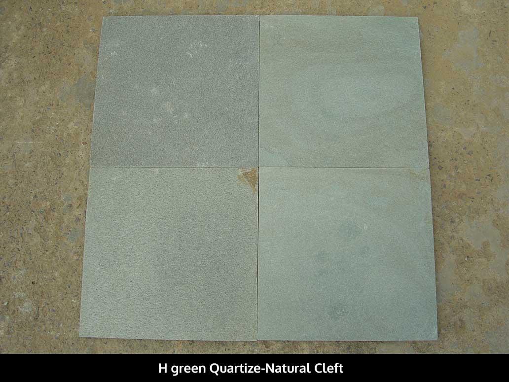 H green Quartize