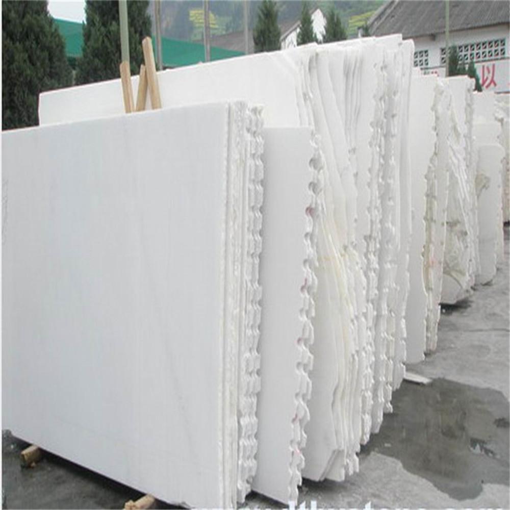 Indian Polar White Marble Slabs