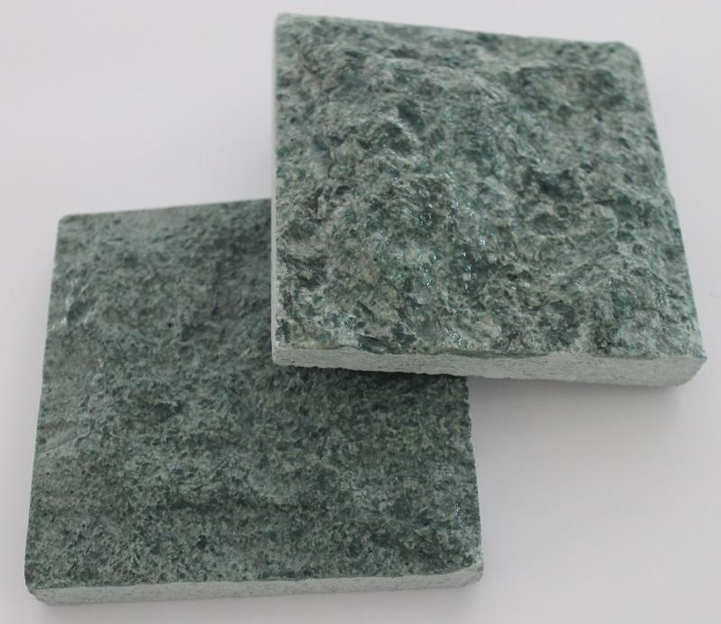 Revestimento Pedra Hijau Bruta
