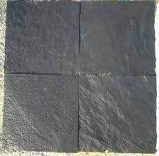 Himachal Black Quartzite Ledge Stone