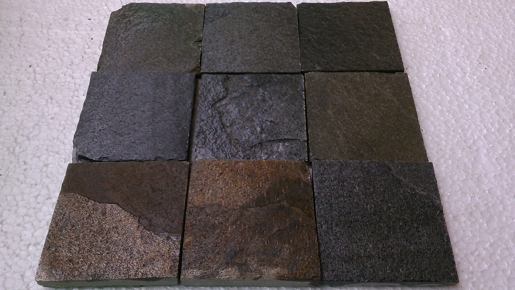 Himachal Green Slate Tiles