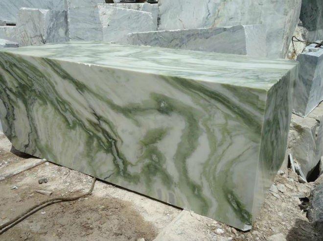 Green Onyx Marble Blocks